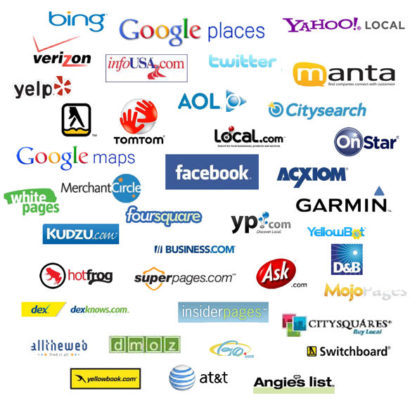 Get listed everywhere your prospective clients are looking for you